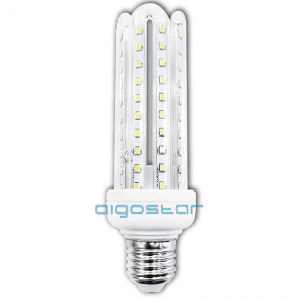 Aigostar Kukorica LED izzó 13W E27 Hideg fehér opál búrával