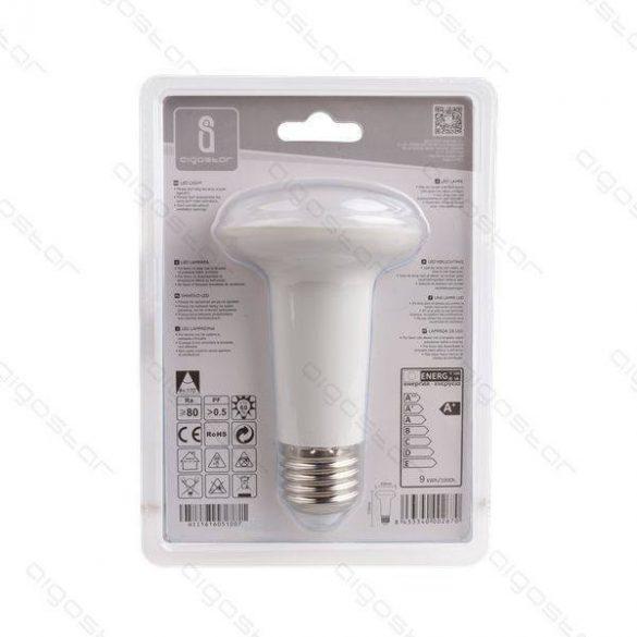 Aigostar LED izzó R63 9W SMD E27 foglalattal Meleg fehér