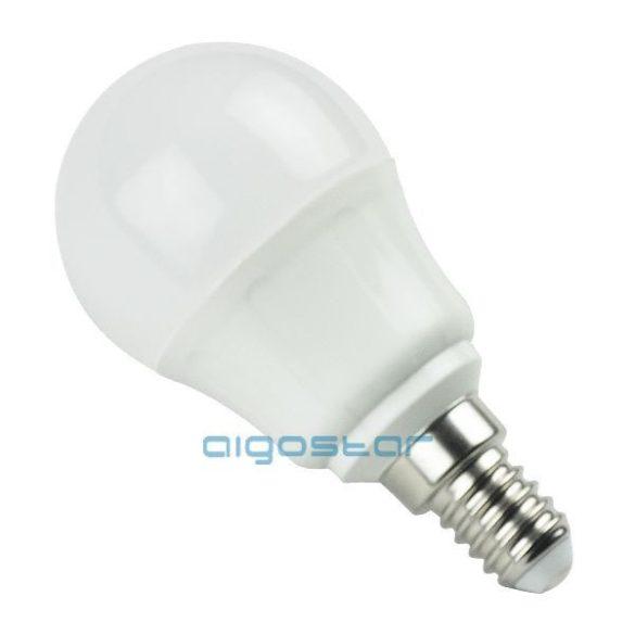 LED izzó G45 E14 7W 270° meleg fehér