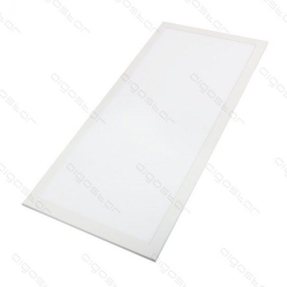 LED panel 600x1200 60W hideg fehér fehér kerettel