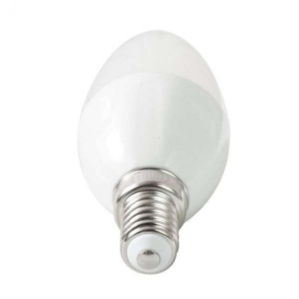 Aigostar LED Gyertya izzó E14 5W 270° Meleg fehér