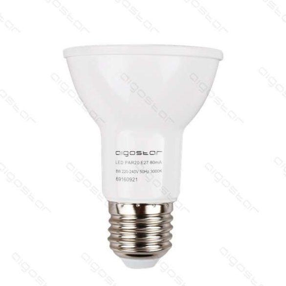 Aigostar LED Reflektor izzó PAR20 COB 8W E27 Meleg fehér