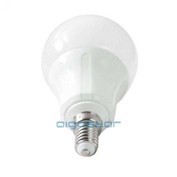Aigostar LED Gömb izzó A60 E14 9W Hideg fehér 280°