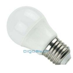 Aigostar LED Gömb izzó G45 E27 4W 280° Meleg fehér