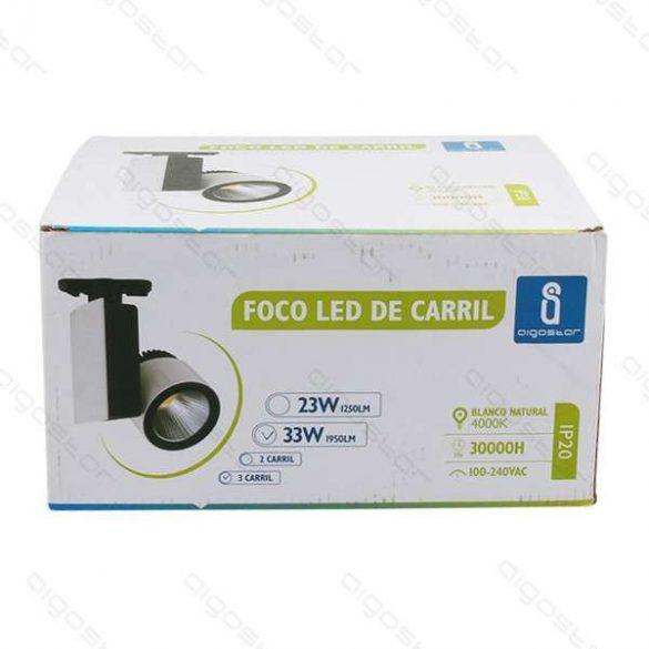 LED-TRACKLIGHT-33W-4000Kharom-vezetekes