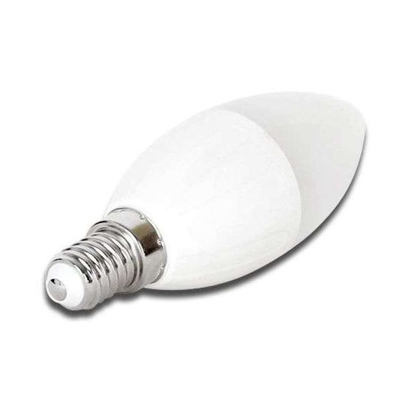 Aigostar LED Gyertya izzó E14 6W 270° Meleg fehér