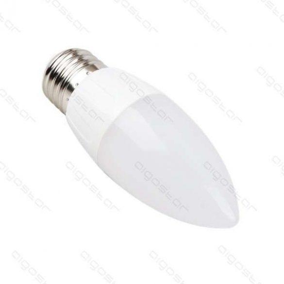 Aigostar LED Gyertya izzó E27 9W Hideg fehér