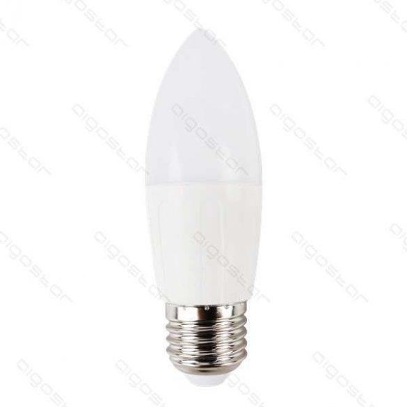 Aigostar LED Gyertya izzó E27 9W Meleg fehér