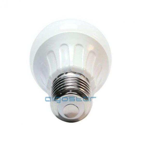 Aigostar LED Gömb izzó A60B E27 12W 280° A5S Hideg fehér mozgásérzékelős
