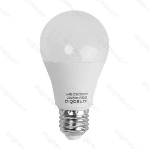 Aigostar LED Gömb izzó A60 E27 9W Természetes fehér