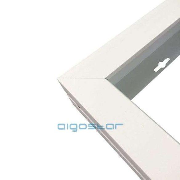 Aigostar LED panel kiemelő keret fehér 600x1200 mm