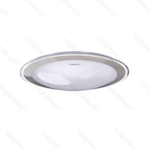 Aigostar LEDES Mennyezeti lámpa kerek 30W Színhőmérséklet szabályozható Szürke kerettel
