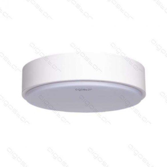 Aigostar LEDES lámpa kerek 12W Hideg fehér Fekete keskeny kerettel