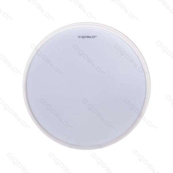Aigostar LEDES lámpa kerek 20W Hideg fehér Fehér keskeny kerettel