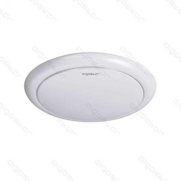 Aigostar LEDES lámpa kerek 12W Természetes fehér Fehér kerettel