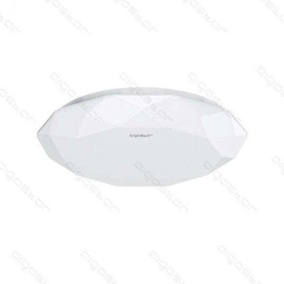 Aigostar LEDES lámpa kerek 20W Természetes fehér Gyémánt hatású kerettel
