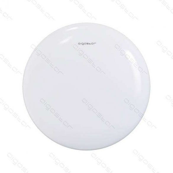 Aigostar LEDES lámpa kerek 12W Meleg fehér Mikrohullámú szenzorral