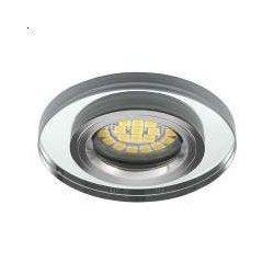 Spot lámpatest kerek ROVO feher fix (furat: 60mm)