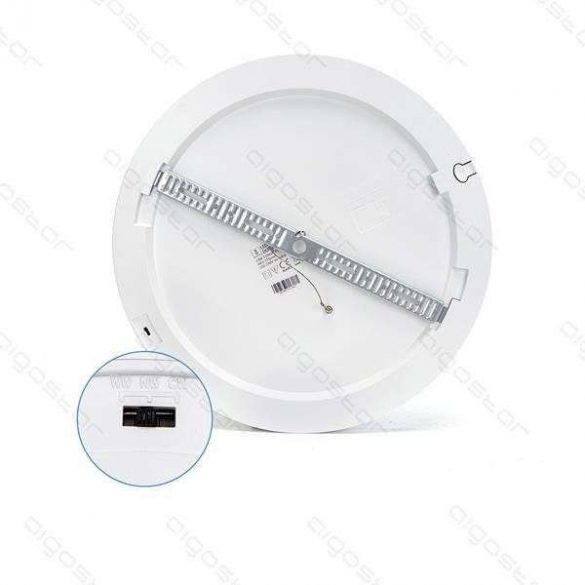 Aigostar Ledes lámpa 24W Színhőmérséklet és Furatméret állítható (65-310mm)