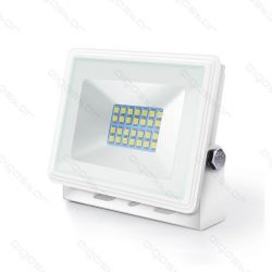 Aigostar LED SLIM Fehér Reflektor 20W 4000K IP65