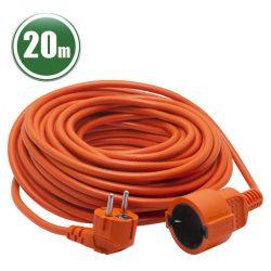 Lengő hosszabbító 20 méter, 3x1 mm2