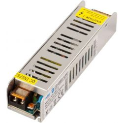 ADLER Led tápegység ADLS-80-12 80W 12V slim fémházas