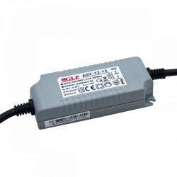 GLP Led tápegység AGV-12-12 12W 12V 1A IP40