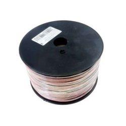Vezeték LED szalaghoz 2x0.35 mm2 piros/fekete