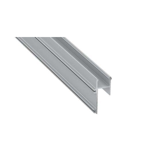 LED Alumínium Profil APA12 Ezüst 1 méter