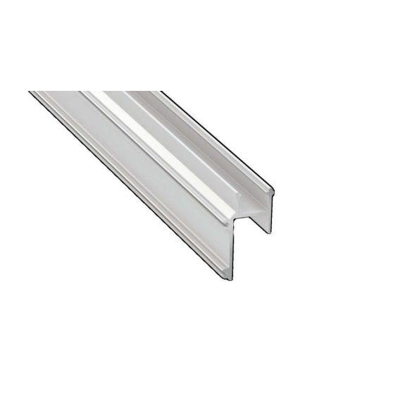 Led Alumínium Profil APA16 2 méter Fehér