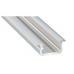LED Alumínium Profil Beépíthető [B] Natúr 3 méter