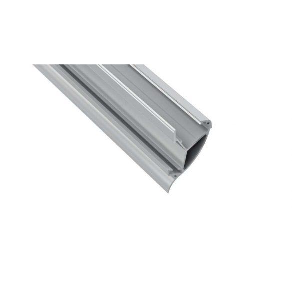 LED Alumínium Profil CONVA Ezüst 1 méter