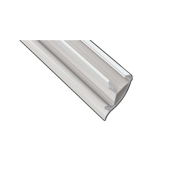 LED Alumínium Profil CONVA Fehér 2 méter