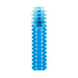 GEWISS FK-Xtreme DX15420X lépésálló duplafalú betonozható gégecső 20 mm kék
