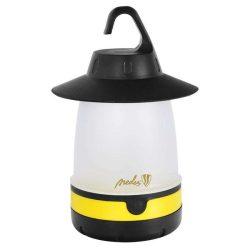NEDES LED akasztható kemping lámpa 1W fehér és piros fény