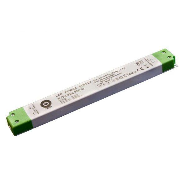 POS Led tápegység FTPC-30-C1050 30.45W 14-29VDC 1050mA slim