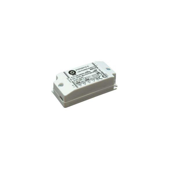 POS Led tápegység FTPC-8-12 Compact 8W 12V 0.67A