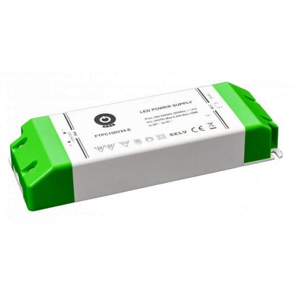 POS Led Tápegység FTPC150V12-E elsődleges DC oldali védelemmel 150W DC 12V 11A
