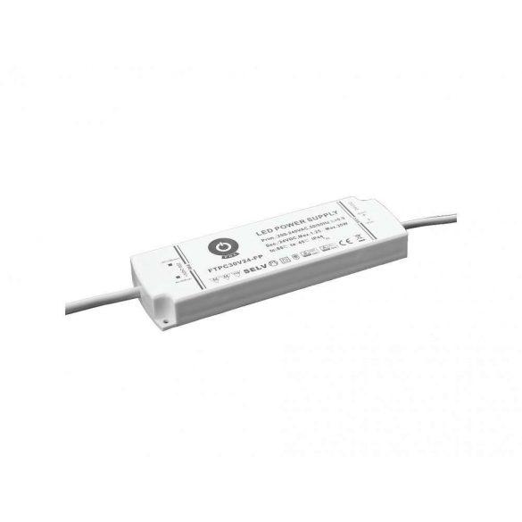 POS Led tápegység FTPC6V24-FP 30W 24V 1.25A IP44