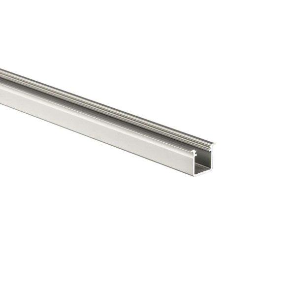 LED Alumínium Profil Beépíthető Mély [G] Ezüst 2 méter