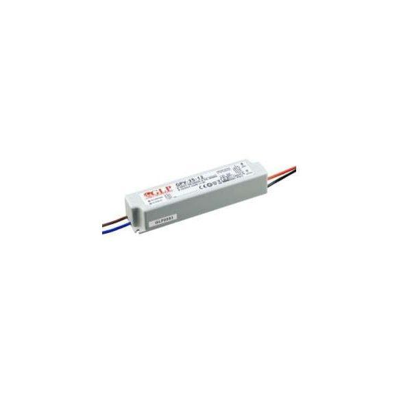 GLP Led tápegység GPV-50-12 48W 12V 4A IP67