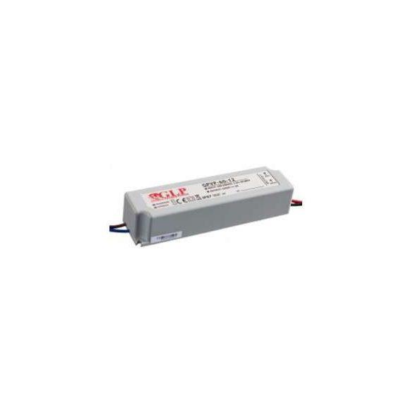 GLP Led tápegység GPVP-60-24 60W 24V 2.5A IP67