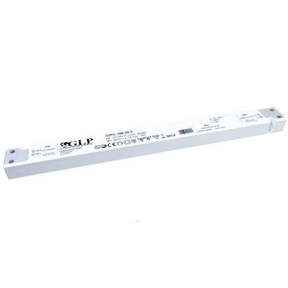 GPV Led tápegység GTPC-100-12-S 100W 12V 8,34A slim