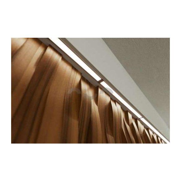 LED Alumínium Profil INDILEDA Ezüst 2 méter