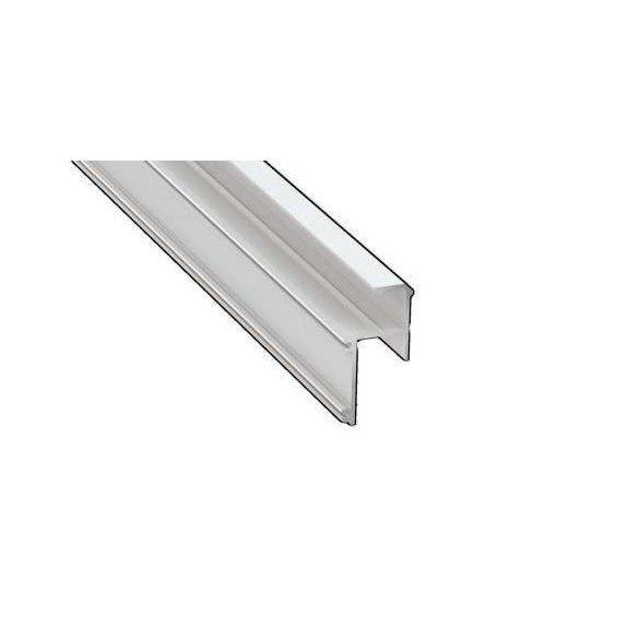 Led Alumínium Profil IPA16 1 méter Fehér