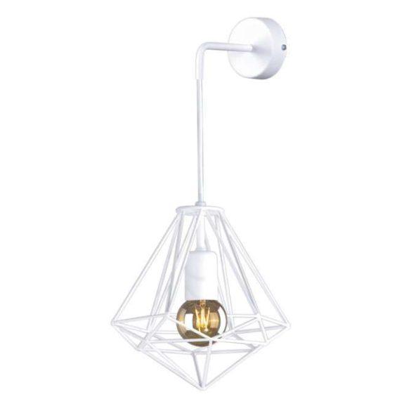 KAJA MARKO II fehér színű fali lámpa