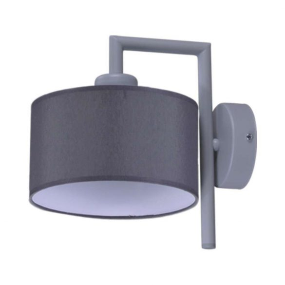 KAJA SIMONE GRAY szürke színű fali lámpa