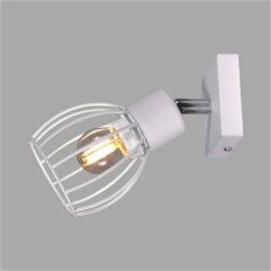 KAJA MIKA WHITE A-1 fehér színű fali lámpa