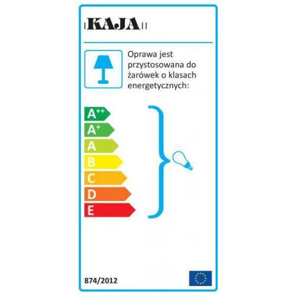 KAJA GALAXY I A-2 króm színű fali lámpa
