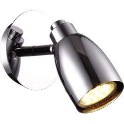 KAJA PICARDO A-1 króm színű fali lámpa